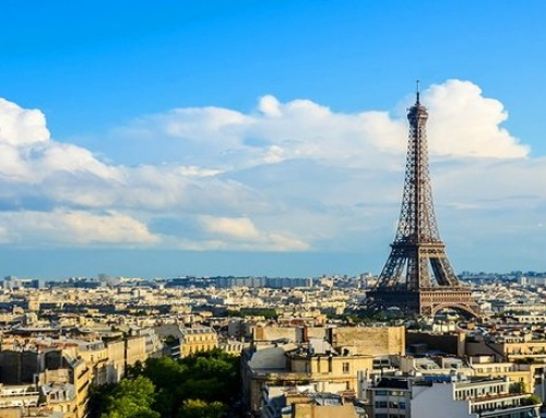 3 Days & 2 Nights @France